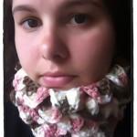 Crocodile Crochet Cowl - Dearest Debi Patterns