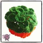 Crocodile Crochet Pumpkin - Dearest Debi Patterns