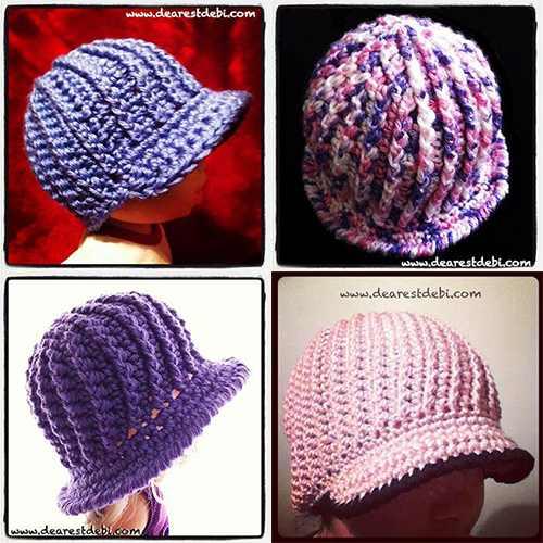 Crochet Choose Your Own Adventure - Dearest Debi Patterns