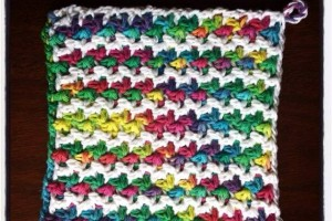Cloth Pot Holder - Dearest Debi Patterns