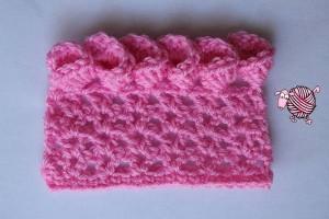 Crochet Flower Edging - Dearest Debi Patterns