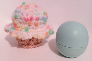 Lip Balm Cupcake - Dearest Debi Patterns