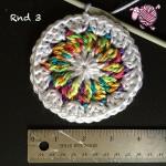 Butterfly Garden Octagon Round 3 - Dearest Debi Patterns