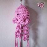 Lip Balm Crochet Jellyfish - Dearest Debi Patterns