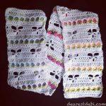 Crochet Dragonfly Flower Garden - Dearest Debi Patterns
