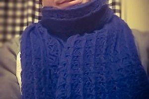 KD's Gentleman Crochet Scarf - Dearest Debi Patterns