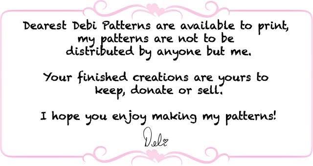 Dearest Debi Patterns