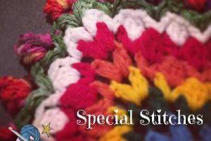 Garden Romp Special Stitches - Dearest Debi Patterns