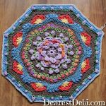 Garden Romp Round 32 - Dearest Debi Patterns