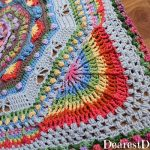 Garden Romp Crochet Along 2017 Part 8 - Dearest Debi Patterns